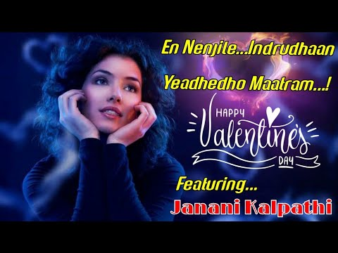 En Nenjile Tamil Song (a Girl In Love) video