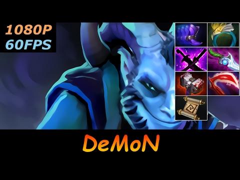 Dota 2 DeMoN Riki Pro Top MMR 24/3/7 Ranked Full Gameplay