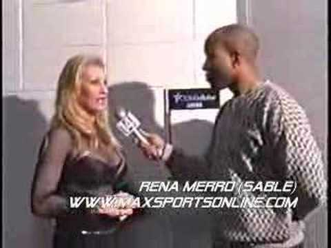 Rena Merro (Sable) Interview - Max Sports Exclusive