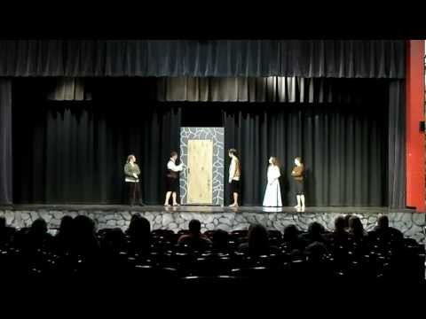 Taming of the shrew act 8 White Mountains Regional High School