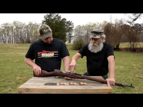Mosin Nagant Torture Test: Part 1