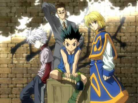 Hunter X Hunter - E-jan - Do You Feel Like I Feel? video