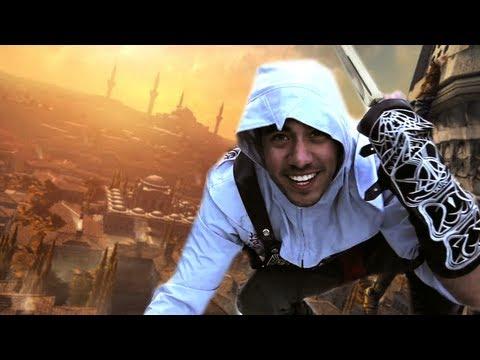 Así se vería Assassin's Creed si fuera un juego de realidad virtual