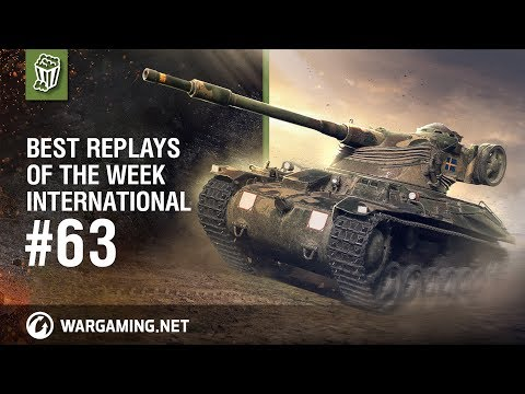 Best Replays of the Week International #63