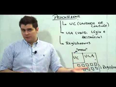 Informática para Concursos - aula 01 - hardware
