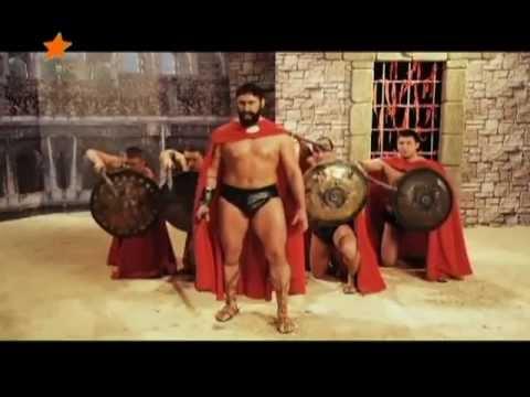 300 Spartans 300 Спартанцев - Большая разница по-украински. - YouTube