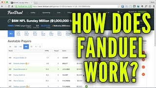How Does FanDuel Work?