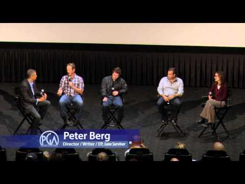 """I Sensed You Couldn't BS [Marcus Luttrell] A Lot"" - Peter Berg For 'Lone Survivor'"