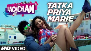 Tatka Priya Marie Video Song | Bengali Film Bachchan | Jeet, Aindrita Ray, Payal Sarkar