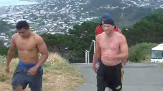 Hurricanes Surf to Peak challenge 2015 |Super Rugby Video
