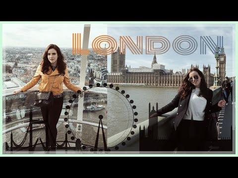 VLOG: В Лондон на неделю с лучшей подругой | Dashashaf