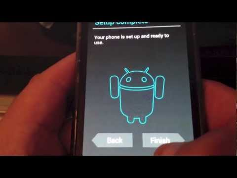 How To Root And Update Samsung Galaxy S Vibrant To Android 4.0. Ice Cream Sandwich