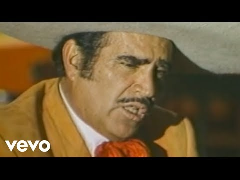 Vicente Fernandez - Por Tu Maldito Amor (video)