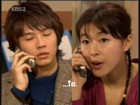 Mija/Hyunwoo(Old Miss Diary)- Ep.38. Love Bia Phone