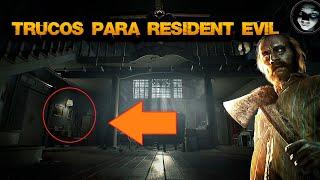 Trucos Para Resident Evil 7