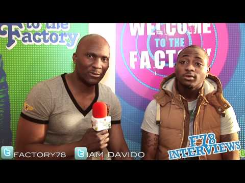 Davido - Dami Duro (exclusive Interview) video