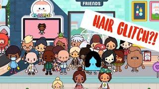 TOCA BOCA HAIR GLITCH?!