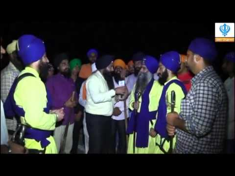 181015 Sikh Channel News: Punjab Crisis - Widespread protests across Punjab - Part 7