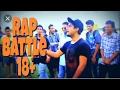 Rap Battle Convert Into Rape :punjabi Rap Battle 2017: Ami Dilli