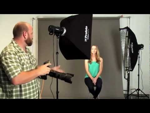 Webinar: Basic Lighting Techniques for Studio Portraiture