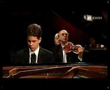 Mozart - Piano Concerto No. 20 in D Minor, K466 1st Movement