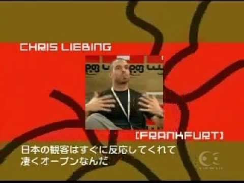 Chris Liebing - Live Wire03 Yokohama/Japan [Full Video]