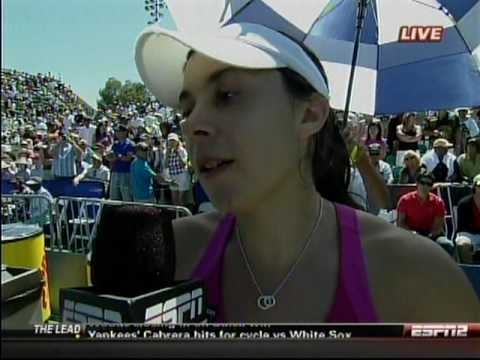 TENNIS Marion Bartoli, Venus Williams - 2nd meeting Video