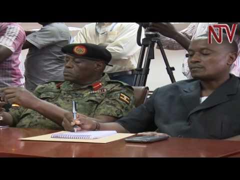 Kayihura: Uganda egenda okwongera okwenyweza ku nsalo yaayo ne Congo