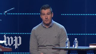 Memphis pastor receives standing ovation after apologizing for sexual incident