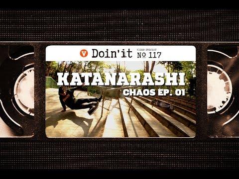 KATANARASHI - CHAOS EP. 01[VHSMAG]