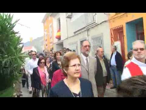 TRES DE MAYO BAÑO DE LA SANTA VERA CRUZ DE ULEA. COSTUMBRE TRADICIONAL INMEMORIAL DE ULEA