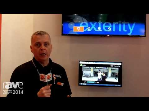 ISE 2014: Exterity's Artio IPTV Portal Transmits Enterprise IPTV Service to Multiple Displays