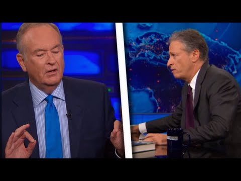 Privileged White Guy Refuses Jon Stewart's Case For White Privilege
