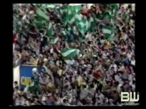 Historia de Supporters Sur 1986