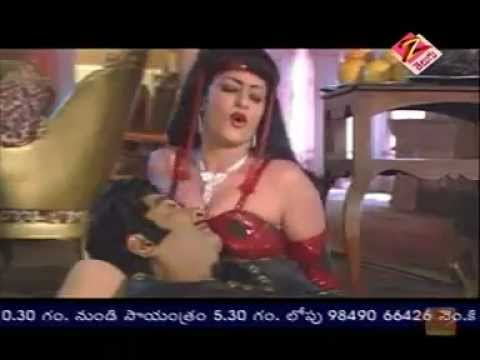 Jayamalini Hot Item Dance In Ranarangam video