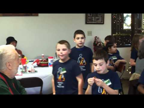 """""""Must Be Santa"""" - Kids Connection - 05/11/2014"""
