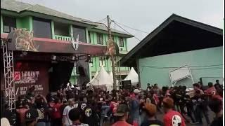Crewsakan - Negri`ku Live At Hellprint Monster Tour 2016