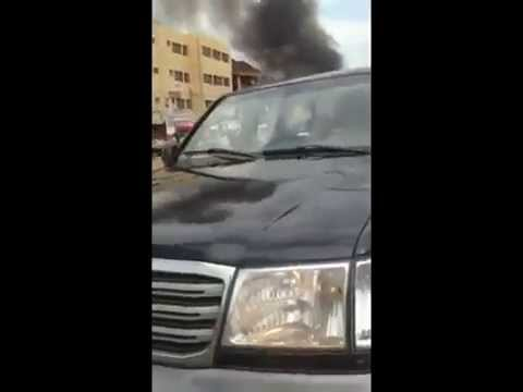 Video Of Boko Haram Bomb Attack On ex President Buhari; Opposition Politician