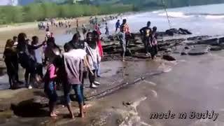 Puri Ratna PANTAI GEMAH TULUNGAGUNG  (Cover Klip)