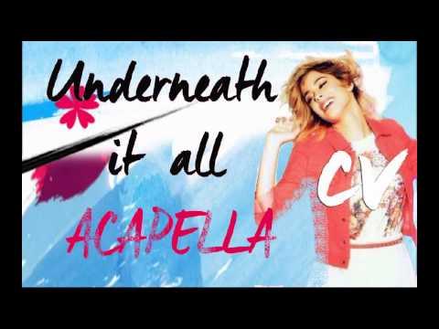 Violetta - Underneath it all (Acapella) preview