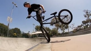 BMX - ALEX HIAM & RYAN GUETTLER DAY IN THE LIFE.