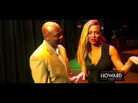 Chante Moore LIVE at The Howard Theater