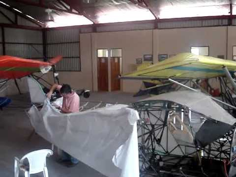 Aircraft Fabric Covering Ii Youtube