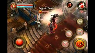 Download Dungeon Hunter 2 HD for Symbian^3 Nokia N8, E7, E6, C7, X7 and C6-01
