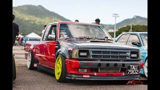 ULTIMATE DRIFT VANS #driftlife #trinbago