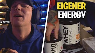 Eigener Energy Drink mit flyinguwe?😱 MontanaBlack Stream Highlights