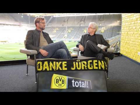 Interview: Sieben Jahre mit Jürgen Klopp | BVB total!