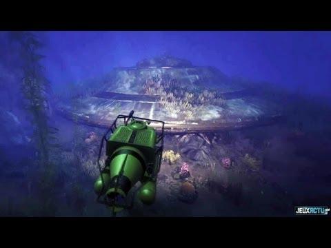 GTA 5 Guide pour trouver la Soucoupe Volante sous l'eau !