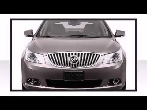 2012 Buick LaCrosse Video