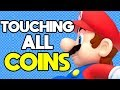 Youtube Thumbnail Is it Possible to Beat New Super Mario Bros DS While Touching Every Coin?